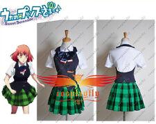 Uta no Prince-sama Nanami Haruka Summer Dress Uniform Cosplay Costume Custom
