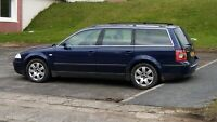 Vw passat 1.9tdi estate 2002 12 MOT Spares or Repairs