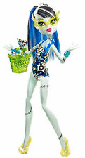 MONSTER High Frankie Stein SWIM CLASS BAMBOLA DA COLLEZIONE RARO bbr80