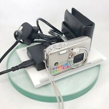 GE E1050TW 10.1MP Digital Camera - Black TESTED + MANUAL+ CHARGER #710