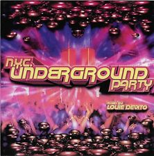 NYC Underground Party by Louie DeVito CD Jan-2000 E-Lastik Recordings