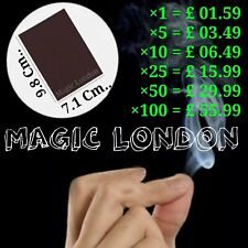 More details for 5 to 100 hell's smoke close up street magic trick - uk stock from magic london