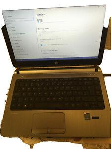 "HP ProBook 430 G2 13.3""  i5-4210U CPU@1.70GHz 8GB DDR3 Ram  240GB SSD W10 Pro"
