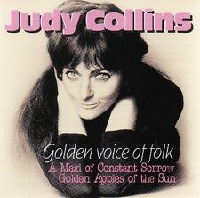 JUDY COLLINS - GOLDEN VOICE OF FOLK  2 VINYL LP NEU
