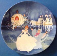 "Disney Studios ~ Collector's Plate ~ ""Bibbidi Bobbidi Boo"""