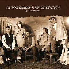 Paper Airplane - Alison & The Union Station Krau (2011, Vinyl NIEUW) 180gm Vinyl