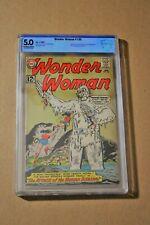Wonder Woman #135 CBCS 5.0 (not CGC) Human Iceberg Cover