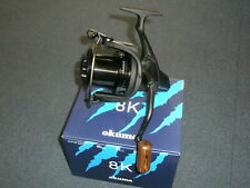 Okuma 8K Big Pit Reel Carp fishing tackle