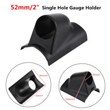 52mm Universal Auto Single Hole Meter Gauge Pillar Mount Pod Holder Bracket LJ