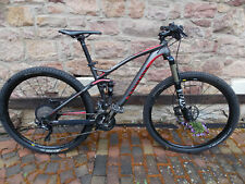 29er Canyon Nerve AL7.9 Fully Fox 32, grau-rot, Größe M, Mountainbike, MTB-bike