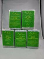 Shea Moisture African Water Mint & Ginger Detox Shea Butter Soap 8ozLot Of 5
