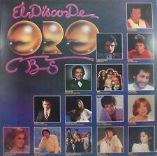 El Disco de Oro CBS      LP