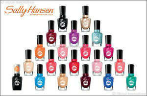 Sally Hansen Miracle Gel NEW U choose shade. Buy 2 get 1 FREE must add 3 to cart