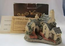 "David Winter Cottage The Fisherman""S Wharf 1983"