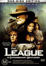 The League Of Extraordinary Gentlemen - Action - NEW DVD