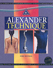 Alexander Technique by Mike Russell (Hardback, 2000 Back Injury Brand New health