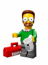 Lego Minifigures Serie The Simpsons, 71005 - Ned Flanders 7/16