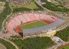 Parkstadion Gelsenkirchen + Schalke + Luftaufnahme +TOP + RAR + 20x30 cm groß
