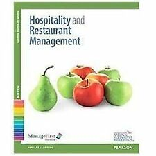 Hospitality and Restaurant Management by National Restaurant Association Staff (