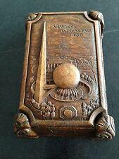 new york world fair - gargoyle marine oils ornate box