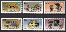 Germany / DDR - 1976 Coaches Mi. 2147-52 MNH