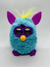 Turquoise Blue, Purple & Yellow Furby (Hasbro 2012)