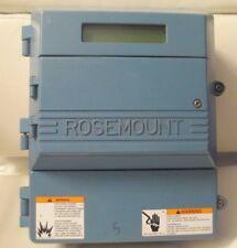 Rosemount 8712C Smart Family Magnetic Flow Transmitter  SUPER NICE !!