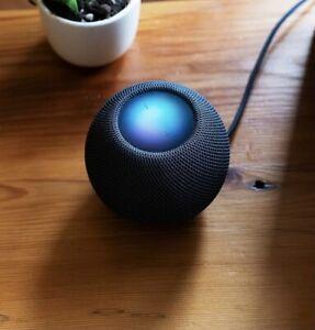 Apple - HomePod mini - Space Gray - In Original Box