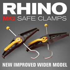 Van Ladder Clamps - Rhino Safe Clamps MK 2 Version - 24 Hour Delivery