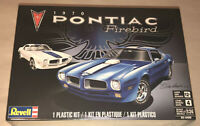 Revell 1970 Pontiac Firebird 1:24 scale model car kit new 4489