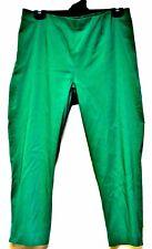 plus sz M / 20 TS TAKING SHAPE Florence 7/8 Pants stretch comfy jade green NWT