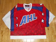 Vintage 2001 SP AHL All Star Minor League Hockey Team Mens JERSEY Sz Lg Penguins