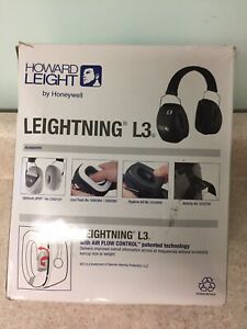 Howard Leight by Honeywell Leightning L3 Shooting Earmuff 30dB Ear Muffs