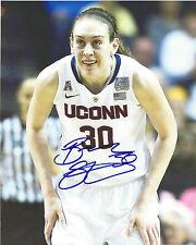 Breanna Stewart Signed 8 x 10 Photo Wnba Basketball Storm Uconn Huskies Champs