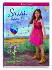 Saige Paints the Sky (American Girl) by Jessie Haas