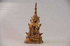 *** Echter, ANTIKER Thai -  Buddha aus der THAI - Rattanakosin-Periode ***