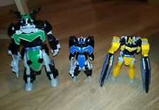Lot 3 Zord Power Rangers Mystic Force pour Titan Megazord Deluxe