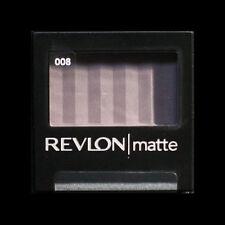 Revlon matte 008 aubergine sombra de ojos eye shadow