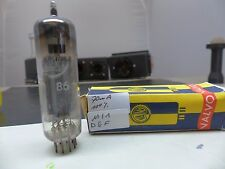 1x EL86 6CW5 VALVO MI1 Code Geprüft  NOS/NIB Testet Röhre Tube Valvola #3