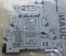 Allen Bradley 700-HLT1Z Ser A Terminal Block  w/ 700-TBR24 Ser A Relay