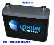 LITHIUM POWERBLOC 2.5S mit BMS ! LiFePO4 Akku 13,2V 2,5Ah 4S1P A123 ANR26650M1B