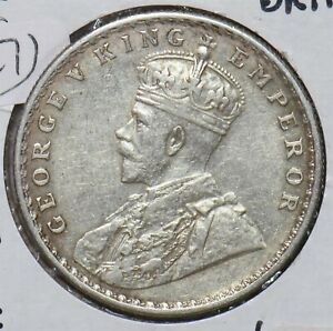 India British 1918 C Rupee 295750 combine