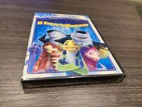 Il Shark Tale DVD Sigillata Nuovo