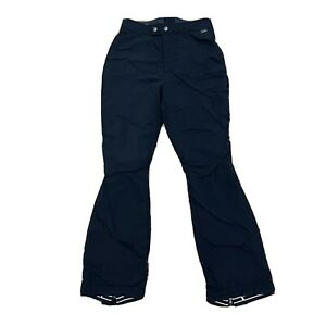 Skea Paris Vail Women's Black Ski Pants Size 4 Made in USA