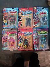Uncanny X-men Toy Biz Lot,6 figure lot