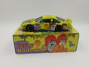 ACTION 1:24 Jerry Nadeau #9 Scooby Doo Zombie Island 1 of 6,000 1/24 1998 Ford