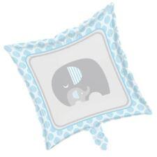 Little Peanut Boy Metallic Foil Balloon Blue Elephant Baby Shower