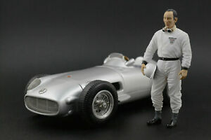 Stirling MOSS 2 Figure for 1:18 Spark Aston Martin DBR1 !! NO CAR !!