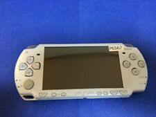P6567 Sony PSP 2000 console Felicia Blue Handheld system Japan Junk For parts