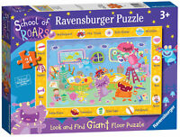 03024 Ravensburger School of Roars Giant Floor Jigsaw Puzzle 24 Pieces Age 3+